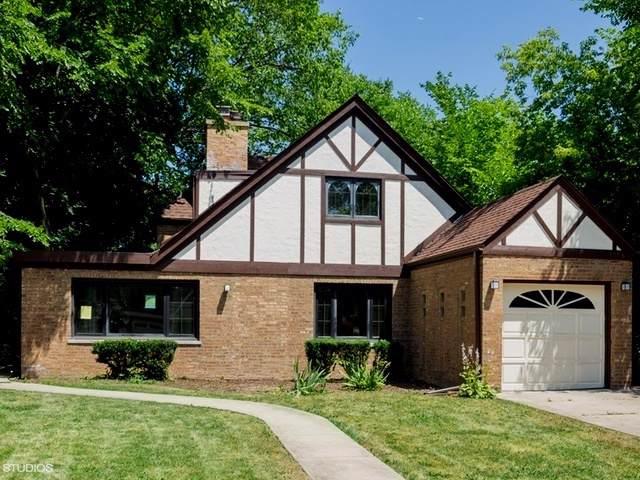 1906 W Greendale Avenue, Park Ridge, IL 60068 (MLS #10454359) :: Ryan Dallas Real Estate