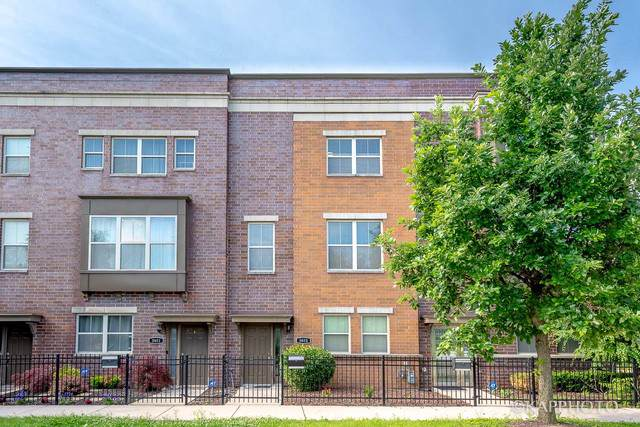 3623 W 50th Place, Chicago, IL 60632 (MLS #10454411) :: The Perotti Group | Compass Real Estate