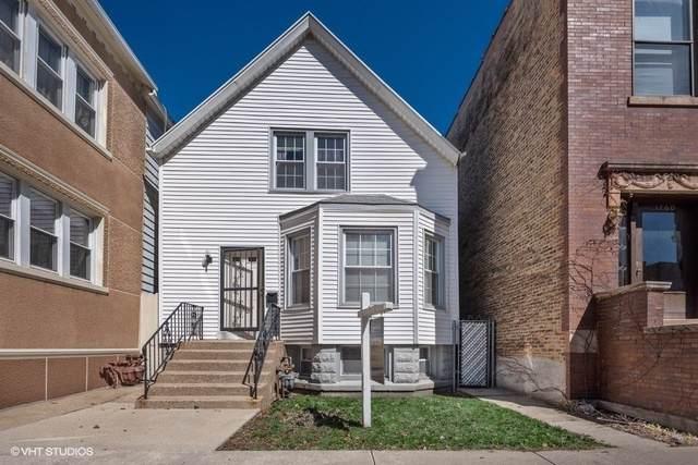 1264 W Victoria Street, Chicago, IL 60660 (MLS #10454414) :: Baz Realty Network | Keller Williams Elite