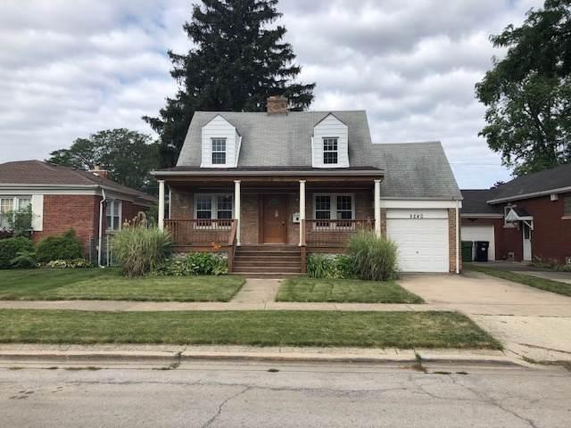 9240 S Millard Avenue, Evergreen Park, IL 60805 (MLS #10454427) :: The Perotti Group | Compass Real Estate