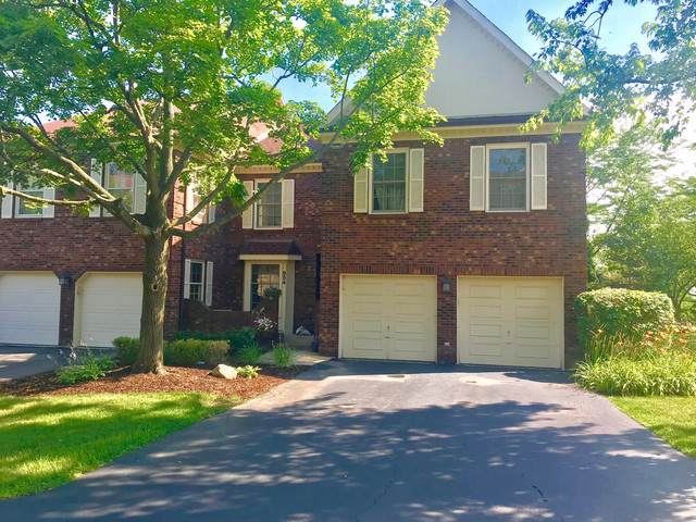 854 Seminary Circle, Glen Ellyn, IL 60137 (MLS #10454431) :: John Lyons Real Estate