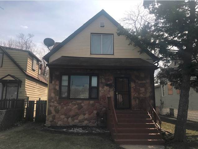 109 W 104th Place, Chicago, IL 60628 (MLS #10454447) :: Baz Realty Network | Keller Williams Elite