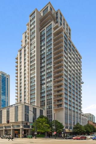 200 W Grand Avenue #2301, Chicago, IL 60654 (MLS #10454450) :: Property Consultants Realty