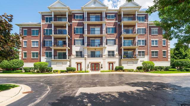 400 Mcdaniels Circle #304, Clarendon Hills, IL 60514 (MLS #10454452) :: Property Consultants Realty
