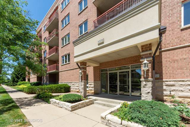 1378 Perry Street #302, Des Plaines, IL 60016 (MLS #10454470) :: The Perotti Group | Compass Real Estate