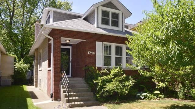 1714 Greenwood Street, Evanston, IL 60201 (MLS #10454510) :: Baz Realty Network | Keller Williams Elite