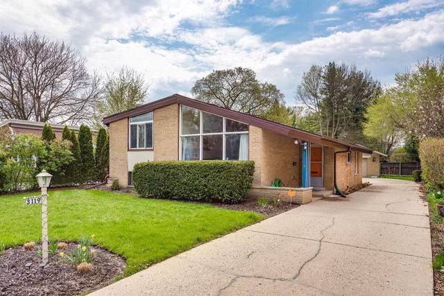 3119 Hill Lane, Wilmette, IL 60091 (MLS #10454511) :: The Perotti Group | Compass Real Estate