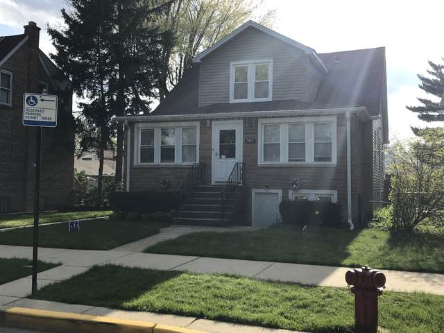 3428 N Rutherford Avenue, Chicago, IL 60634 (MLS #10454516) :: The Wexler Group at Keller Williams Preferred Realty