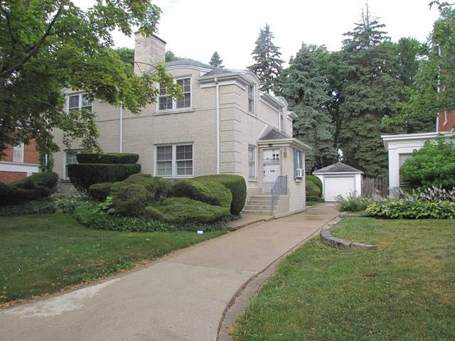 6824-26 N Kenton Avenue, Lincolnwood, IL 60712 (MLS #10454528) :: Property Consultants Realty