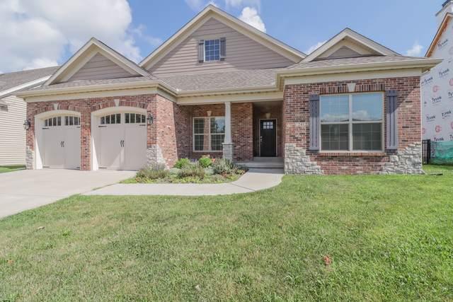 2412 Prairieridge Place, Champaign, IL 61822 (MLS #10454531) :: Ryan Dallas Real Estate