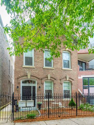 942 N Honore Street, Chicago, IL 60622 (MLS #10454568) :: Property Consultants Realty