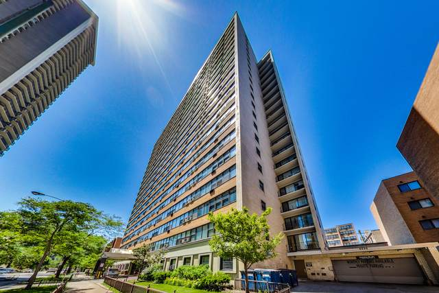 6030 N Sheridan Road #807, Chicago, IL 60660 (MLS #10454579) :: Property Consultants Realty