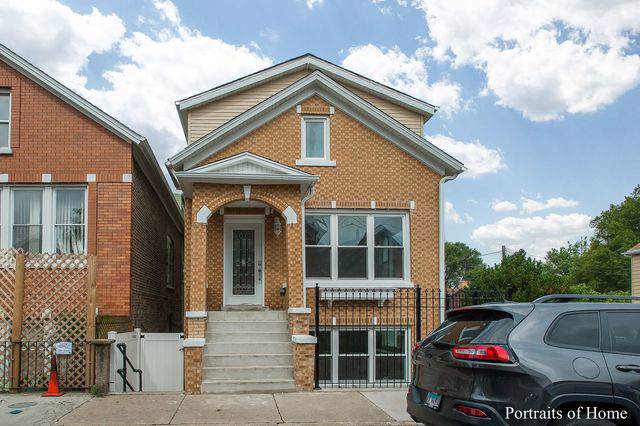 3212 S Green Street, Chicago, IL 60608 (MLS #10454587) :: The Perotti Group   Compass Real Estate