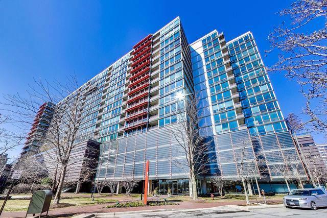 800 Elgin Road #804, Evanston, IL 60201 (MLS #10454594) :: Baz Realty Network | Keller Williams Elite