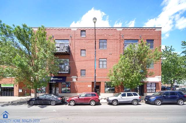 2934 W Montrose Avenue #302, Chicago, IL 60618 (MLS #10454603) :: The Wexler Group at Keller Williams Preferred Realty