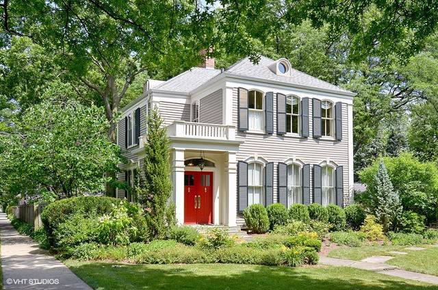 434 N East Avenue, Oak Park, IL 60302 (MLS #10454606) :: The Perotti Group | Compass Real Estate