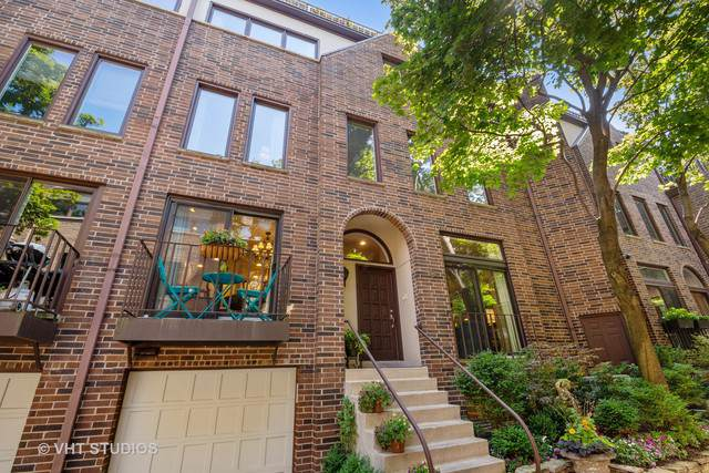 241 W Concord Lane #10, Chicago, IL 60614 (MLS #10454646) :: Property Consultants Realty