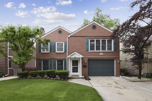 1004 S Lincoln Avenue, Park Ridge, IL 60068 (MLS #10454647) :: Ryan Dallas Real Estate