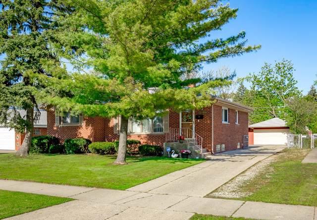 2175 Spruce Avenue, Des Plaines, IL 60018 (MLS #10454654) :: The Perotti Group | Compass Real Estate