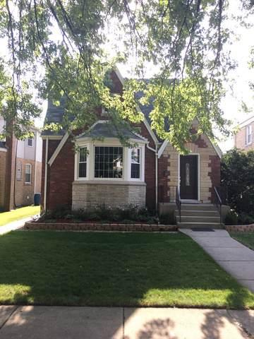 3308 N Newcastle Avenue, Chicago, IL 60634 (MLS #10454668) :: The Perotti Group   Compass Real Estate