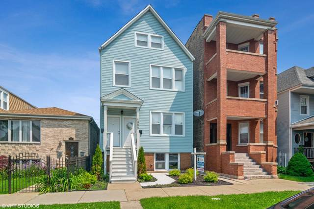 4908 W Byron Street, Chicago, IL 60641 (MLS #10454685) :: The Perotti Group | Compass Real Estate