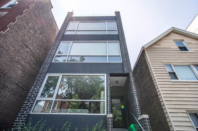 874 N Marshfield Avenue #3, Chicago, IL 60622 (MLS #10454707) :: The Perotti Group | Compass Real Estate
