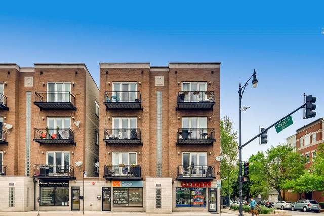 1702 W North Avenue B2, Chicago, IL 60622 (MLS #10454723) :: Property Consultants Realty