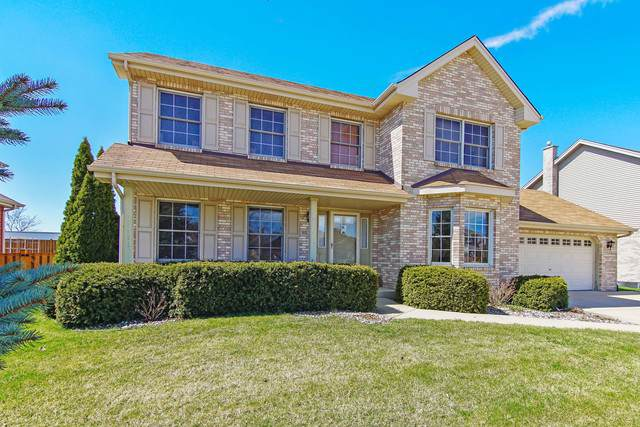 9032 Witham Lane, Woodridge, IL 60517 (MLS #10454740) :: Angela Walker Homes Real Estate Group