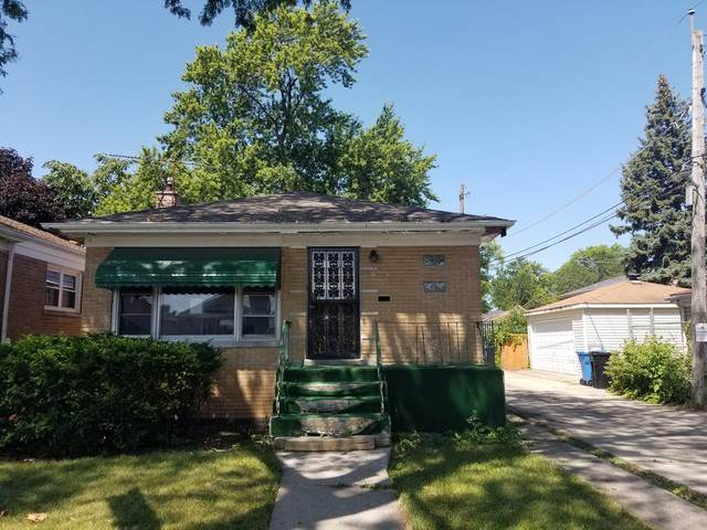 9714 S Carpenter Street, Chicago, IL 60643 (MLS #10454772) :: The Perotti Group   Compass Real Estate