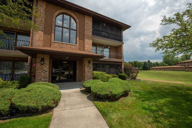 11111 Heritage Drive 3A, Palos Hills, IL 60465 (MLS #10454774) :: The Perotti Group | Compass Real Estate