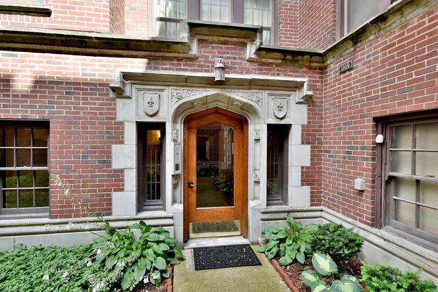 1109 Holley Court 312-14, Oak Park, IL 60302 (MLS #10454777) :: The Perotti Group | Compass Real Estate