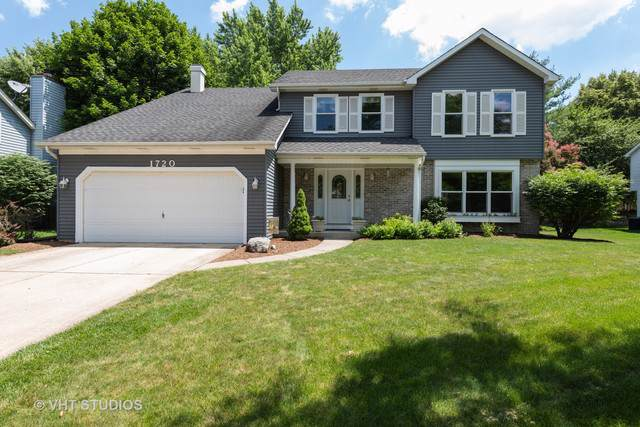 1720 Schey Court, Naperville, IL 60565 (MLS #10454801) :: The Wexler Group at Keller Williams Preferred Realty