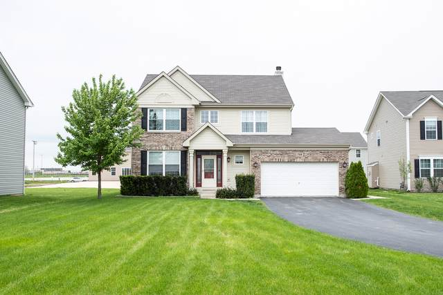 708 Silver Berry Court, Joliet, IL 60431 (MLS #10454804) :: The Perotti Group | Compass Real Estate