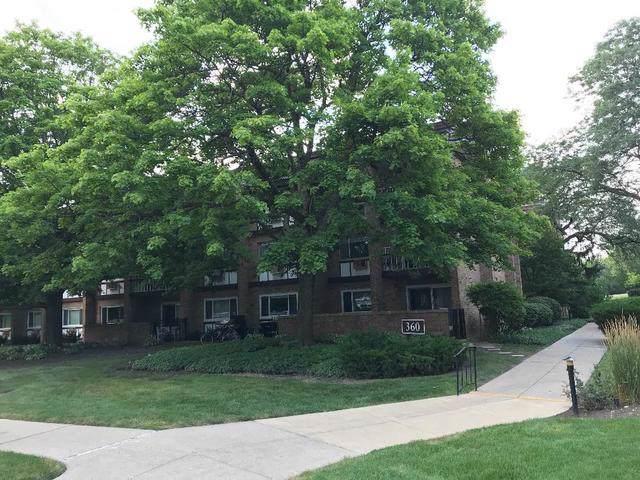 360 Claymoor Street 3E, Hinsdale, IL 60521 (MLS #10454846) :: Ryan Dallas Real Estate