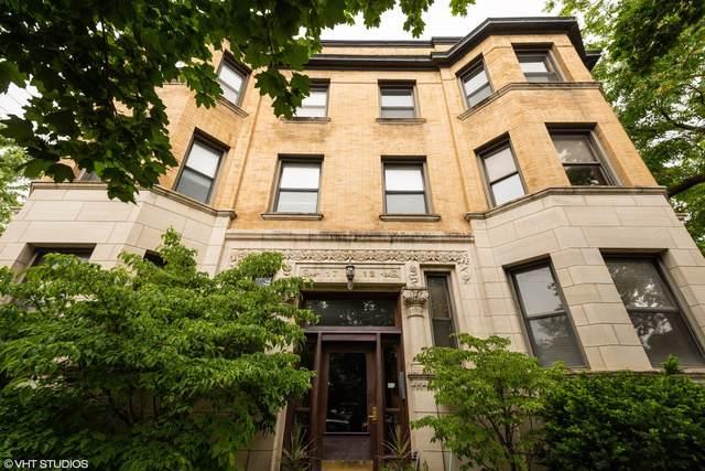1712 W Wilson Avenue 3E, Chicago, IL 60640 (MLS #10454852) :: Touchstone Group