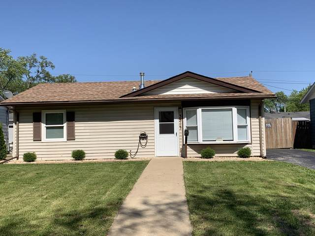 3313 Dornell Avenue, South Chicago Heights, IL 60411 (MLS #10454868) :: Angela Walker Homes Real Estate Group