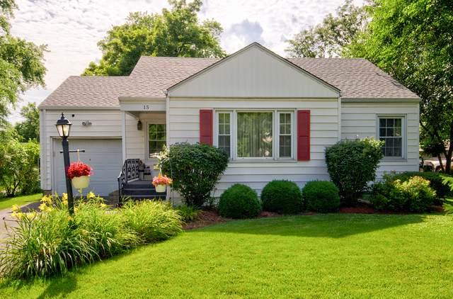 15 S Park Drive, Joliet, IL 60436 (MLS #10454879) :: Ryan Dallas Real Estate