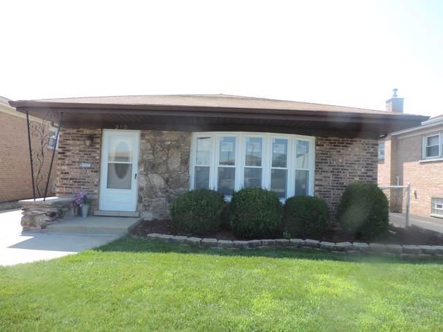 280 Marquette Avenue, Calumet City, IL 60409 (MLS #10454905) :: Lewke Partners