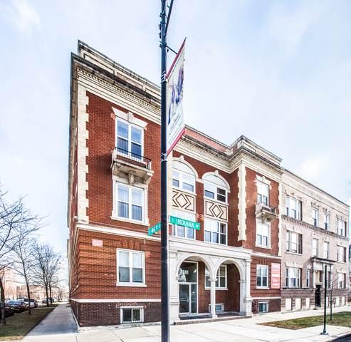 4601 Indiana Avenue, Chicago, IL 60653 (MLS #10454920) :: Baz Realty Network | Keller Williams Elite