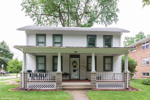 154 Center Street, Naperville, IL 60540 (MLS #10454921) :: The Perotti Group | Compass Real Estate