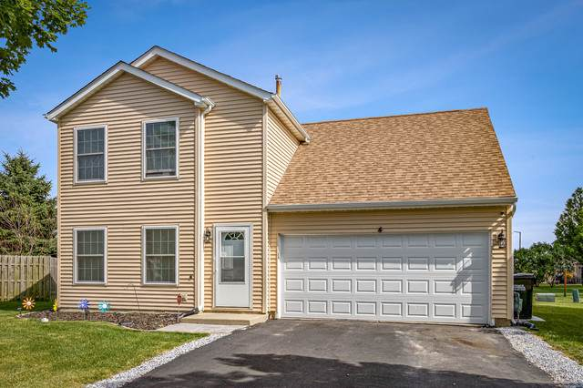 4 Lansbury Court, Lake In The Hills, IL 60156 (MLS #10454941) :: Berkshire Hathaway HomeServices Snyder Real Estate