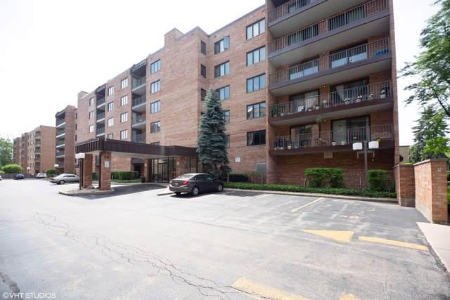905 Center Street #306, Des Plaines, IL 60016 (MLS #10454950) :: Baz Realty Network | Keller Williams Elite