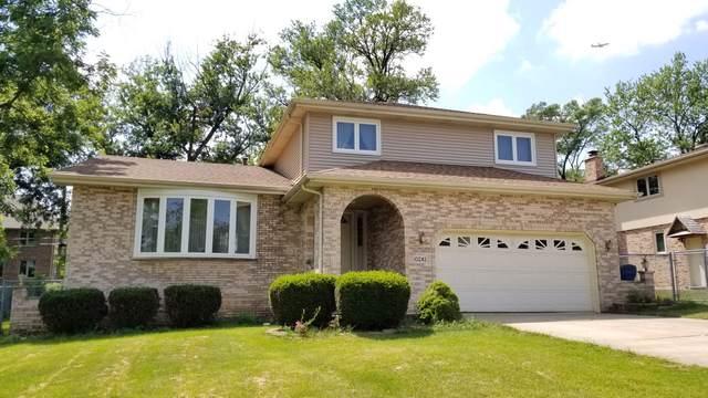 10242 S 86th Avenue, Palos Hills, IL 60465 (MLS #10454952) :: The Perotti Group | Compass Real Estate