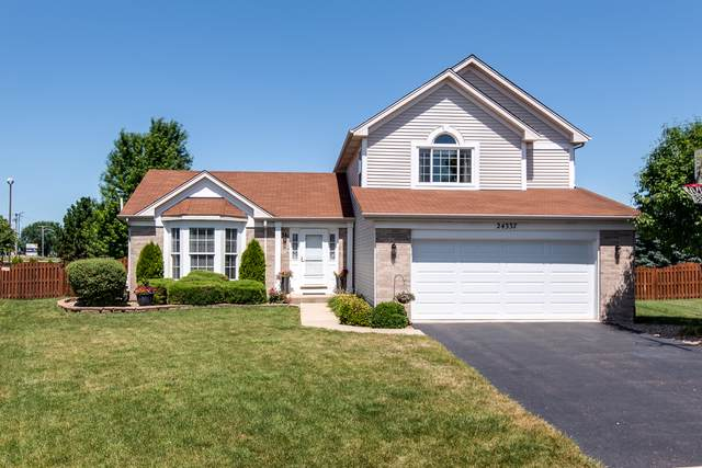 24337 Crabtree Court, Plainfield, IL 60585 (MLS #10454967) :: The Wexler Group at Keller Williams Preferred Realty