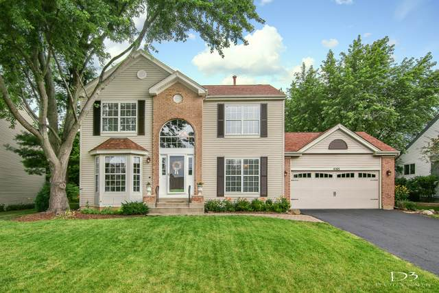 4165 Peartree Drive, Lake In The Hills, IL 60156 (MLS #10454984) :: John Lyons Real Estate