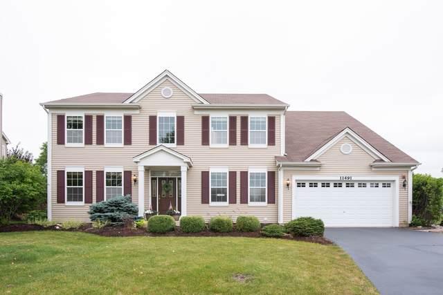 11491 Beacon Avenue, Huntley, IL 60142 (MLS #10454989) :: Berkshire Hathaway HomeServices Snyder Real Estate