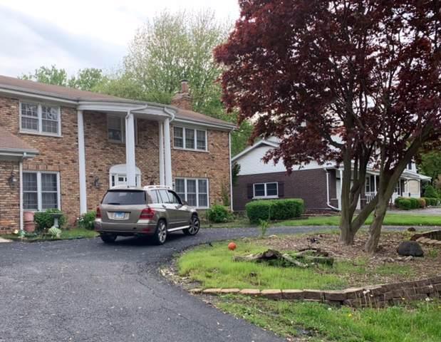 2842 Scott Cresc, Flossmoor, IL 60422 (MLS #10454992) :: The Perotti Group | Compass Real Estate