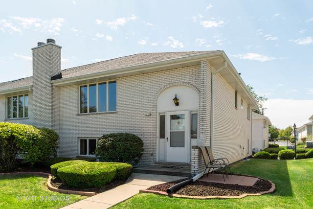 7229 W 152nd Street #7, Orland Park, IL 60462 (MLS #10454994) :: The Wexler Group at Keller Williams Preferred Realty