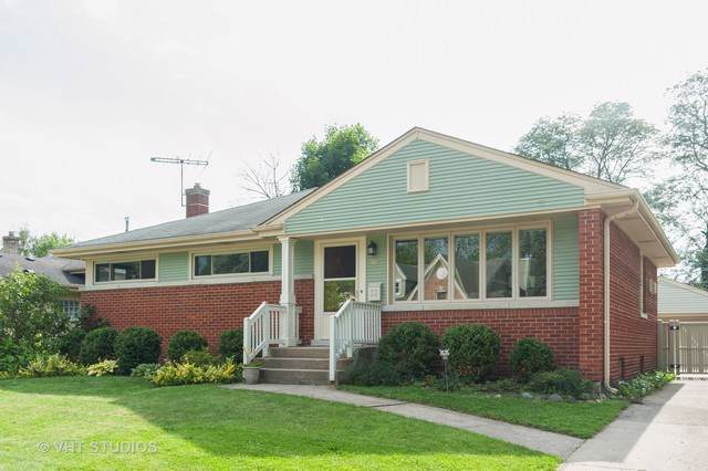 214 N Yale Avenue, Arlington Heights, IL 60005 (MLS #10454998) :: The Perotti Group | Compass Real Estate