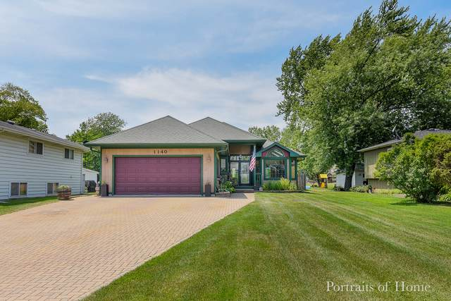 1140 S Edgewood Avenue, Lombard, IL 60148 (MLS #10455002) :: The Perotti Group | Compass Real Estate